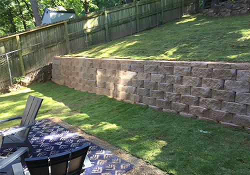 retainer-wall